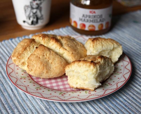 glutenfria scones